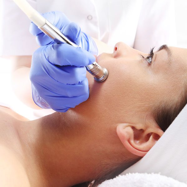 microdermabrasion clinic treatments