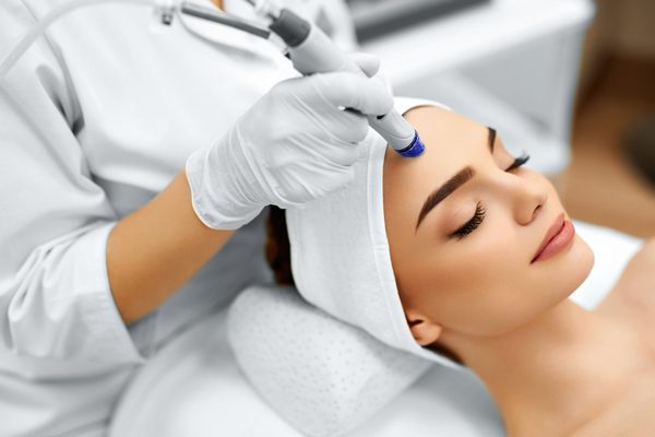 microdermabrasion for anti-ageing skin