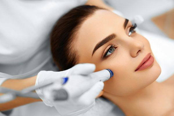 microdermabrasion hydrafacial treatments