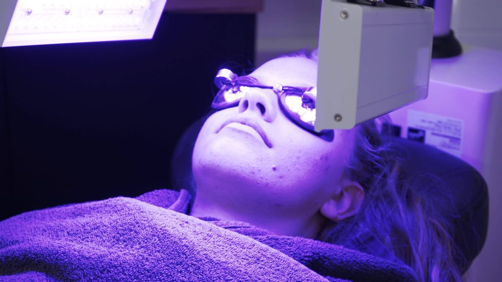 Laser Skin & Vein LED Therapy